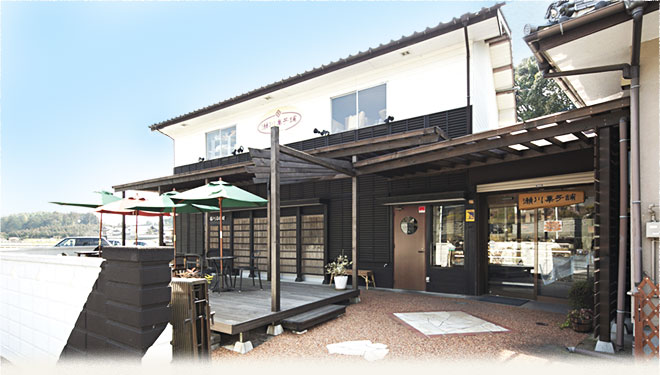 瀬川菓子舗のご案内